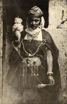 Algerian woman, date unknown