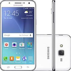 Smartphone Samsung Galaxy J7 Duos Dual Chip Desbloqueado Oi Android...