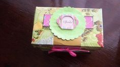 One More Altered Box