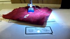 How to sew a simple button on with your Brother sewing machine. Brother Sewing Machines, Your Brother, Crochet Projects, Rain, Bead, Buttons, Make It Yourself, Knitting, Tricot
