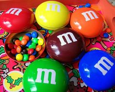 M favorite candy