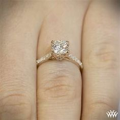 Vintage and beautiful #Whiteflash #Verragio