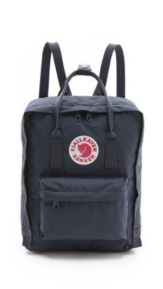 Fjallraven Kanken Backpack - Uncle blue