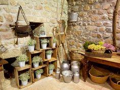 #RaconsdelMas Rincones bonitos  😍 😍 #masia #masiaparabodas #bodega #decoración
