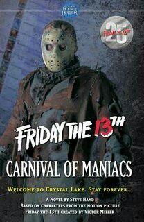 """Carnival Of Maniacs""  ***  Steven Hand  (2006)"