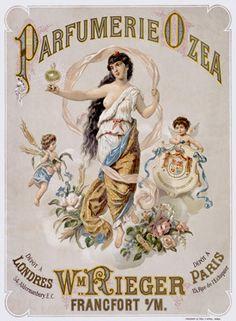 perfume ad K Vintage Labels, Vintage Ephemera, Vintage Cards, Vintage Images, Perfume Ad, Vintage Perfume, Vintage Prints, Vintage Posters, Vintage Items