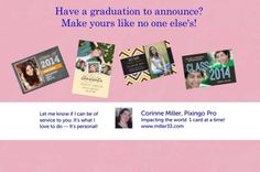 Just in time for the busy graduation season -- your own online card and gift business! www.miller33.com