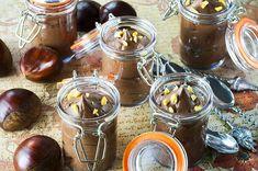 קרם ערמונים ושוקולד