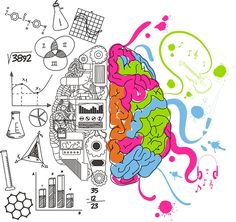 Analytical and Creative Brain by marcoafsousa