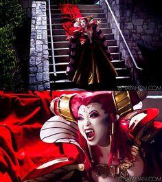 Carmilla - Vampire Hunter D