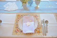 real wedding / 実際のプロデュース / Stripe / ストライプ / star / 星 / ウェディング / 結婚式 / wedding / オリジナルウェディング / プティラブーシュカ / トキメクウェディング