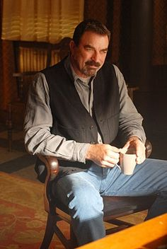 Jesse Stone...love him for so many reasons