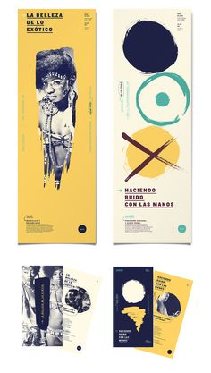 Full graphic identity development for an afro-fusion festival done in Buenos…