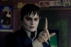 Johnny Depp as Barnabas in Dark Shadows Movie