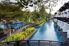 The Marriott in Khao Lak, Thailand, has a great level of service...