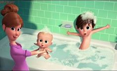 THE BOSS BABY - Boss Baby Appear at Tim's House - Best Moments HD