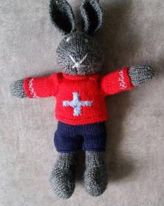 A little boy bunny