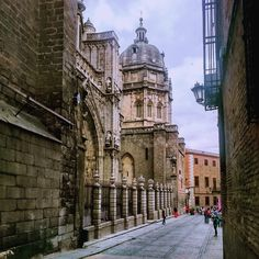 #ruta #toledo #catedral http://toledocontigo.com/ruta-express-en-la-catedral/