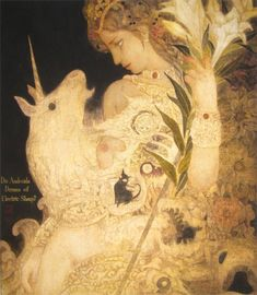 Kai Fine Art is an art website, shows painting and illustration works all over the world. Art And Illustration, Illustrations, Fantasy Kunst, Fantasy Art, The Last Unicorn, Unicorn Art, Japanese Painting, Japanese Artists, Mythical Creatures