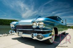 Stunning 1959 Cadillac Eldorado Biarritz restoration completed this summer by CPR.