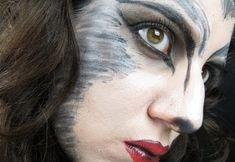 Maquillage Femme Loup Garou