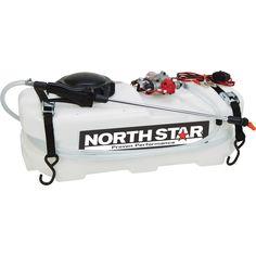 NorthStar ATV Spot Sprayer — 10-Gallon Capacity, 1 GPM, 12 Volt | Broadcast   Spot Sprayers| Northern Tool + Equipment