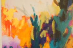 Jenny Parsons Linen Bedroom, Bedroom Art, Encaustic Art, Art For Sale, Custom Framing, Abstract Art, Painting, Wall Art, Frame