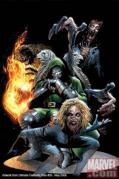 Ultimate Fantastic Four #30