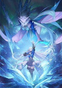 Final Fantasy XIV Shiva