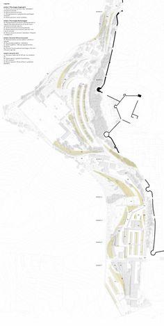 QB atelier, INOUT architettura · Riqualificazione Urbanistica e Paesaggistica fascia periurbana ad ovest delle mura. San Gimignano