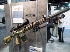 Latest H&K CSASS Displayed at [AUSA 2017], Program Still Active H&K Says - The Firearm BlogThe Firearm Blog