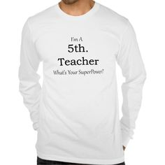 5th Grade Teacher T Shirt, Hoodie Sweatshirt