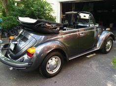 Volkswagen : Beetle - Classic karmann in Volkswagen | eBay Motors