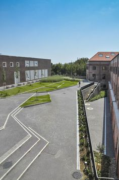 The Rehabilitation of the Zsolnay Factory by Ujirany / New Directions Landscape Architects