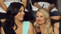 The faces my sister and I make when we have some inside joke but we can't say it out loud