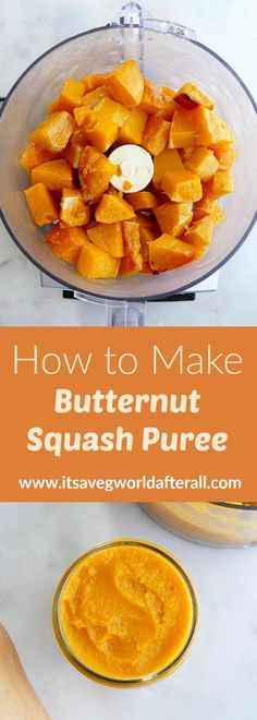 Squash puree is a versatile ingredient that can be used in baked goods, mac and cheese, pasta dishes, and smoothies. Learn tips and tricks for making butternut squash puree at home.