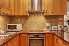 Colours Apartments Budapest, Granite& oak kitchen
