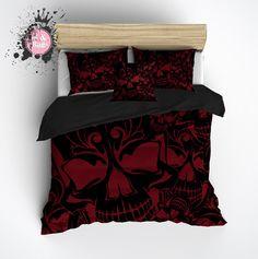 Cotton Gothic Duvet Cover