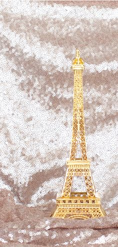Eiffel tower home decor from