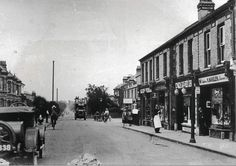 Cherry Hinton Road in the early century Honeymoon Night, Cambridge Uk, Past, Cherry, England, Street View, History, World, Pictures