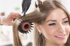 Precautions When You Are Using Straighteners And Curling Rods - New Hair Styles 2018 Natural Hair Styles, Long Hair Styles, Long Brown Hair, One Hair, Beauty Advice, Tips Belleza, Textured Hair, Hair Hacks, Hairdresser