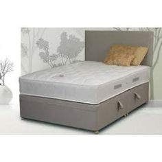 - Sweet Dreams Rose Luxury Divan Bed Mattress Only King Size Storage Bed, Storage Beds, Small Storage, Divan Beds, Ottoman Bed, Bed Mattress, Mattresses, Sweet Dreams, Damask