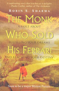 My review of 'The Monk Who Sold His Ferrari'