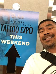 When I attended the #newYork Inked tattoo convention had a blast