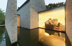 bedaux de brouwer architecten: villa rotonda