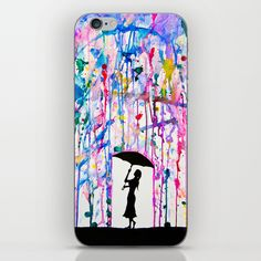 Deluge iPhone & iPod Skin
