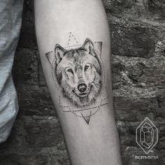 28 Meilleures Images Du Tableau Tatouages Loup Tattoos Of Wolves