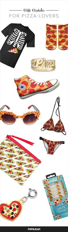 37 Gifts For the Girl (Seriously) Obsessed With Pizza