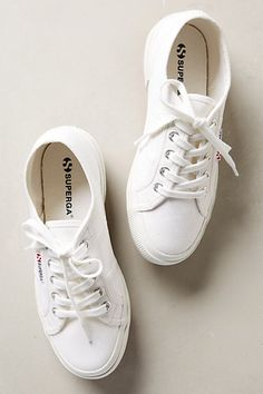 Superga Classic Sneakers - anthropologie.com