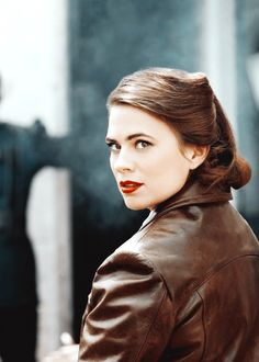 Peggy Carter (Agent Carter) - Haley Atwell